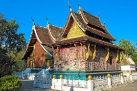 Privátní okruh Asií: Barma, Thajsko, Laos, Kambodža