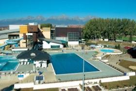 Hotel Mountain View, Aquacity Poprad