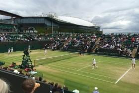 Hotel & Wimbledon 2018 - No.1 Court - 1. Deň