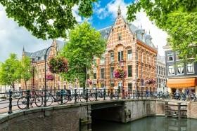 Amsterdam, Rotterdam