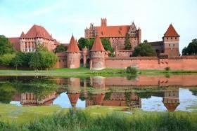 Poľsko - Mazúrske jazerá a pobrežie Baltského mora, Gdansk, Gdyňa, Frombork, Svätá Lipka, Malbork, jazero Sniardwy, Mikolajki, Sopot, Národný park Wirgy