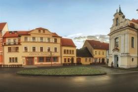 Panský Dům - Rožmitál Pod Třemšínem