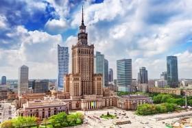 Varšava, Wroclaw, Krakov