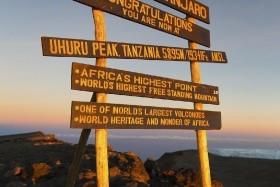 Tanzánie – Mt. Meru a výstup na Kilimandžáro