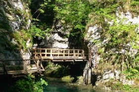 Slovinskem od Alp k moři a zámek Miramare