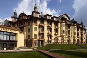 Starý Smokovec, Grandhotel H749 – 8 Denní Relax V Tatrách 6=7
