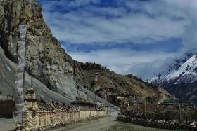 Nepál Annapurna trek - Velký okruh kolem Annapuren