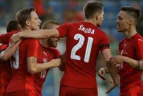 Utkání Belgie - Česko