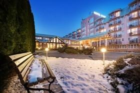 Hotel Hotel Europa Fit, Hevíz