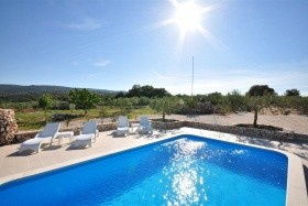 Dalmatian Villa Tonka