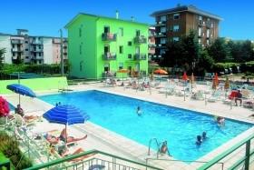Hotel Vianello S Bazénem Pig- Lido Di Jesolo