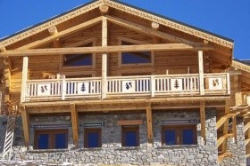 Chalet Odalys Leslie Alpen