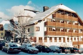 Russbach, Apartmány Russbach - Zima
