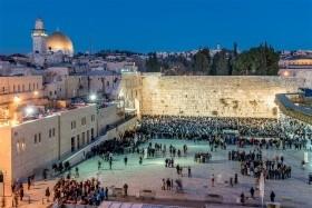 Prodloužený víkend v Jeruzalémě