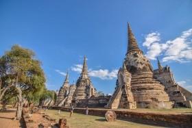 BANGKOK (Thajsko) – LUANG PRABANG (Laos) – SIEM REAP (Kambodža)