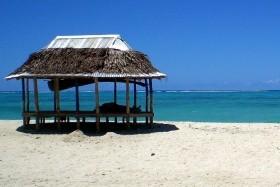 Cookovy Ostrovy, Samoa A Fidži - Ostrovy Západního Pacifiku