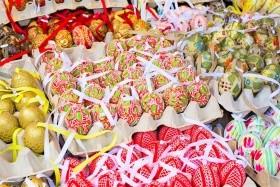 Velikonoční trhy v Norimberku