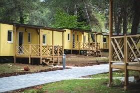 Mobile Homes - Camp Pineta
