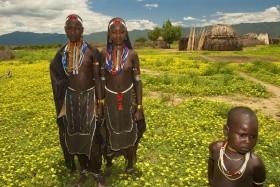 Etiopie - Etnická Etiopie - Jižní Okruh