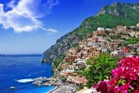 Starověká Kampánie a pobřeží Amalfi