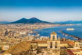 Řím, Neapol, Pompeje a Vesuv