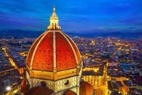 Florencie a Pisa s koupáním u moře