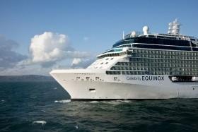 Usa, Mexiko, Kajmanské Ostrovy Z Miami Na Lodi Celebrity Equinox - 393870401