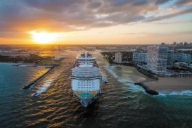 Usa, Svatý Kryštof A Nevis, Bahamy Z Miami Na Lodi Symphony Of The Seas - 393870134