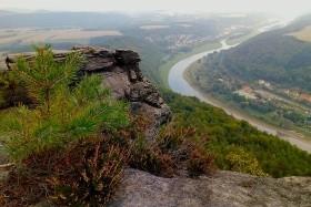 Českosaské Švýcarsko s výletem do Sprévského lesa