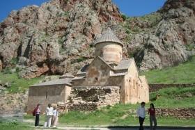 Arménie a Náhorní Karabach - letecky