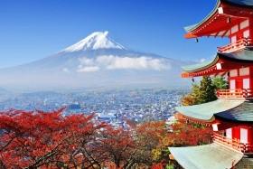 Japonsko - Z Honšú na Kjúšú