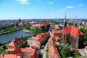 Půvabná Vratislav a Slezsko plné záhad