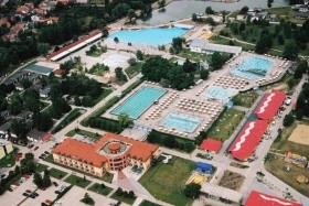 2019 - Velký Meder - Hotel Aqua/thermal