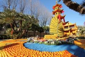 To Nejkrásnější Z Azurového Pobřeží + Karneval V Nice + Slavnost Citrusů (Leteck