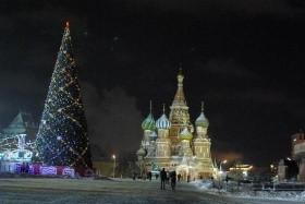 ROZPRÁVKOVÁ ZIMA V RUSKU ALEBO KORČUĽOVANIE V MOSKVE