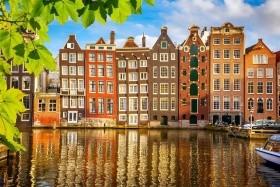 Valentýn v hříšném Amsterdamu