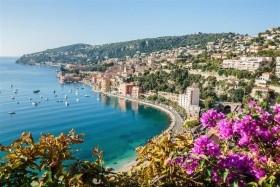 Francúzska riviéra a kaňon Verdon, Nice, kaňon Verdon, Aiguines, Moustiers - Sainte Marie, Saint Tropez, Port Grimmaud, St. Paul de Vence, Eze, Monaco, Monako, Provensálsko