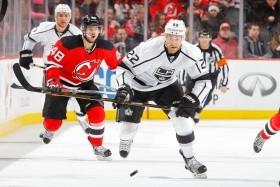 Nhl: Nj Devils - Los Angeles Kings & Ny Rangers - Boston Bruins