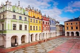 Poľsko - farebná cesta na sever, Grabarka, Bielovežský národný park, Kozlowka, Lodž, Lublin, Varšava, Zamość