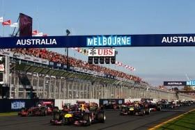 Formule 1 - Vc Austrálie 2019
