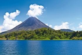 Kostarika s vôňou kávy