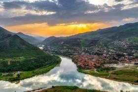 Arménsko - Gruzínsko - Azerbajdžan