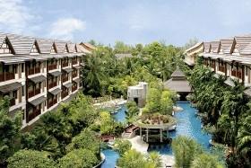 Kata Palm Beach Resort, Phuket, Bangkok Palace Hotel, Bangkok