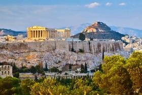 Solún, Delfy, Atény, Mykény, Olymp