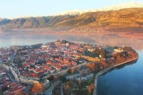 Belehrad, Skopje, Ohrid, Ioannina, Korfu