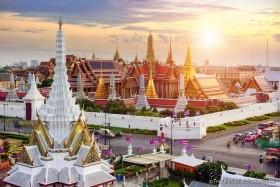 Loma, Pattaya, Bangkok Palace Hotel, Bangkok