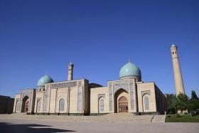 Uzbekistán - Moskva