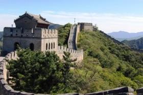 Čína - velký okruh