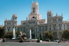 Madrid, Toledo - Letecky
