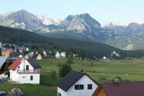 Bosna A Hercegovina + Černá Hora - Pohoří Durmitor